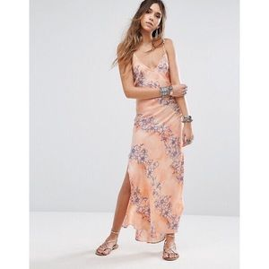 NWT Free People Cassie Maxi